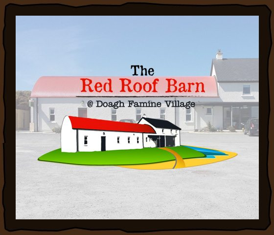 Red Roof Barn Events Logo